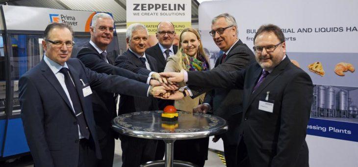 Zeppelin Konzern investiert in Standort Rödermark