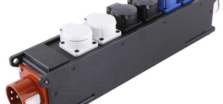 CONNEX Ruggbox® – Neue LK-Socapex und CEE Verteiler