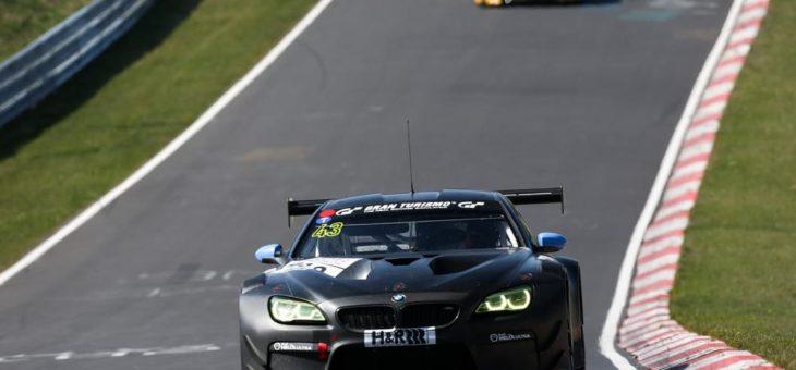 Eng und Collard starten im ADAC GT Masters – Podestplatz für den BMW M6 GT3 in Asien