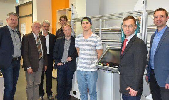 Speedpicker – Weiterentwicklung und Erforschung intelligenter Steuerungssysteme an der Fakultät Technik der Hochschule Reutlingen