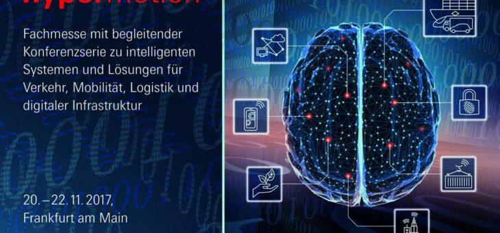 HUSS-VERLAG einer der konzeptionellen Partner der Hypermotion im Bereich Logistik