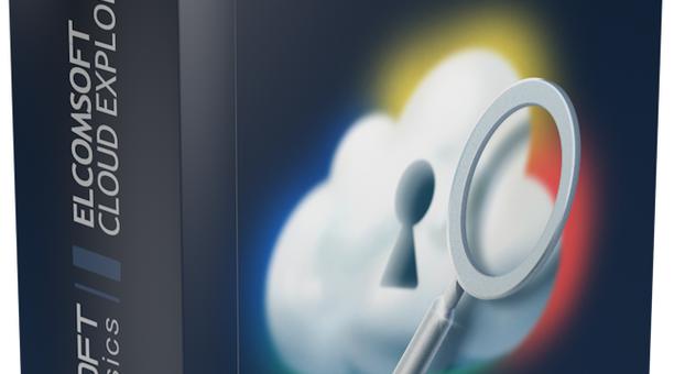 Die neue Version von Elcomsoft Cloud eXplorer extrahiert Textnachrichten und erweiterte Standortdaten aus Google-Konten