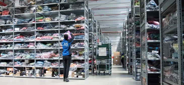 B+S übernimmt die Logistik im Filial- und Onlinegeschäft von McTREK