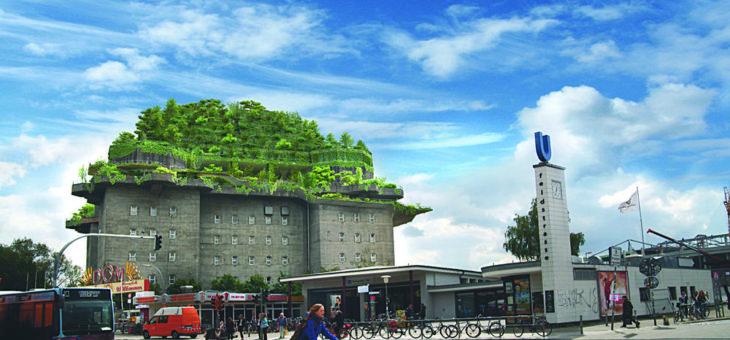 Urbanes Grün in neuer Dimension