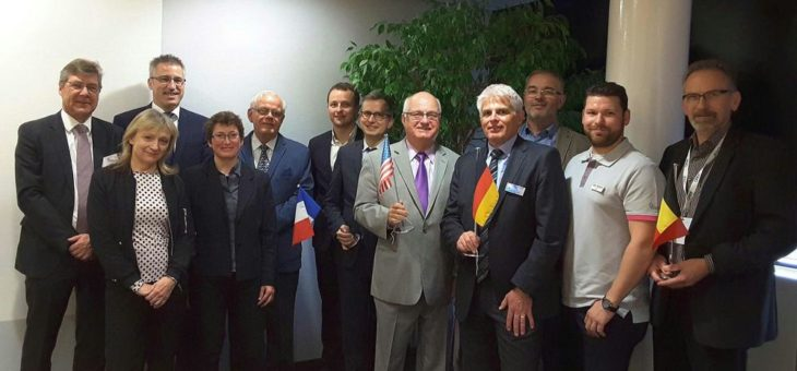 ICPP feiert 20-jähriges Bestehen: Weltweite Zusammenarbeit für Gefahrgutverpackungen