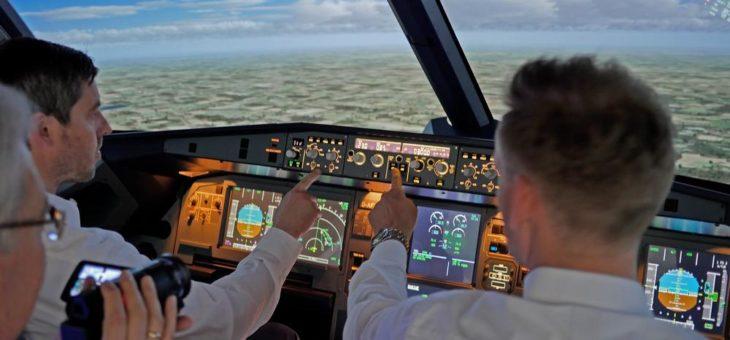 Team-Coaching für Manager im Cockpit – live Mittschnitt