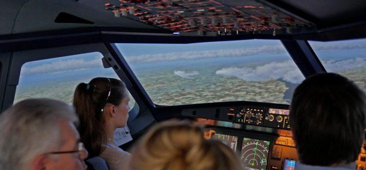 Testen Sie uns einfach mal – kostenfrei und unverbindlich – im Cockpit