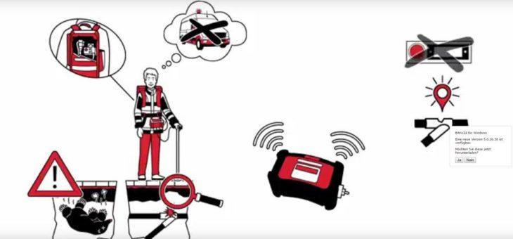 """Kabelfehlerortung: einfach Gasspüren statt umständlich """"Klinken putzen"""""""