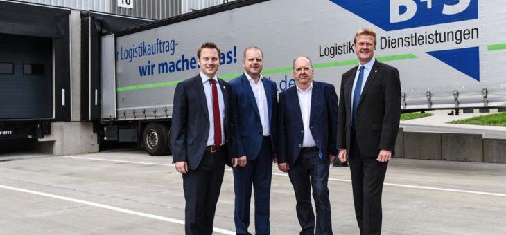Neuer Hauptsitz: B+S steuert Geschäfte jetzt von Borgholzhausen