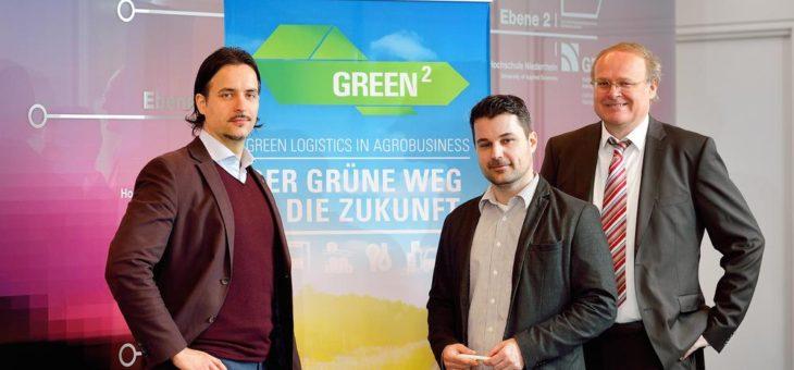 STRASUS: Transferprojekt hilft Logistik-Unternehmen beim Thema Nachhaltigkeit