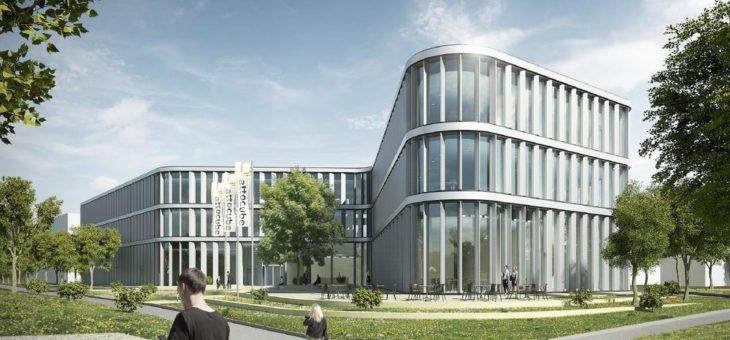 Richtfest für das neue Headquarter der attocube systems AG in Haar