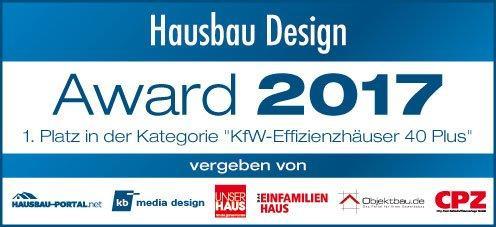 Kern-Haus erfolgreich beim Hausbau Design Award