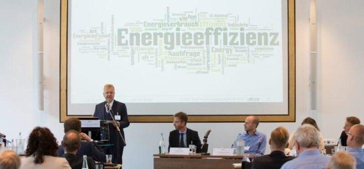 Exzellenznetzwerk Energiemanagement 2017: Anwender und Experten gaben am 14. und 15. September in Berlin Einblicke in die Unternehmenspraxis
