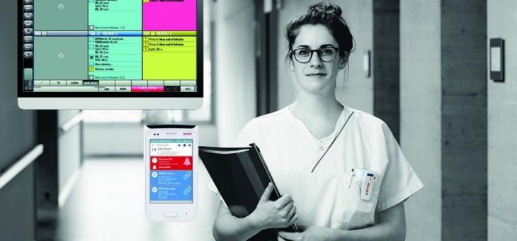 Digistat: Ascom erhöht Effizienz im Klinikbetrieb und reduziert Alarmstress
