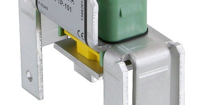 CONNEX cPot® Erdungssystem für Profile