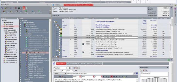 AVA.relax erhält GAEB Zertifizierung DA XML V. 3.2  für AVA und Mengenermittlung