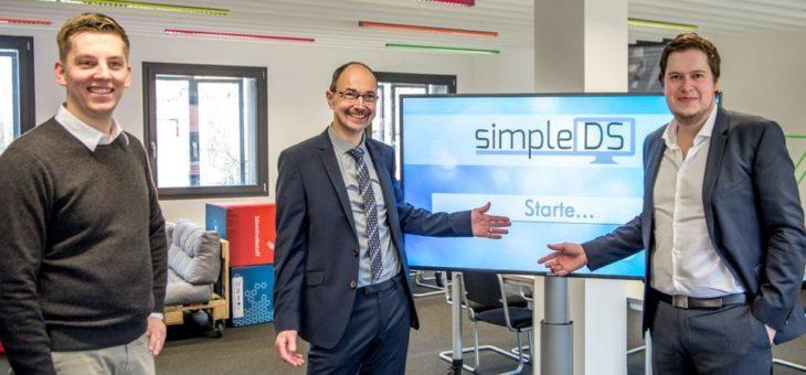 Digitale Werbung aus der Box – Start-up der Uni Potsdam auf der MEDICA in Düsseldorf dabei