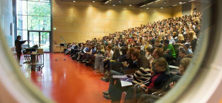 """Modernes Studieren – """"Tag der Lehre"""" thematisiert  den Wandel der Hochschulbildung"""
