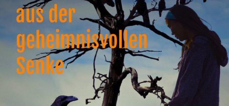 Geheimnisvolle große schwarze Raben in Pinnow – Fantasy-Autor Johan Nerholz liest aus seinem Romandebüt