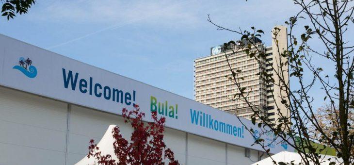 RÖDER GRUPPE errichtet temporäre Bauten für Weltklimagipfel in Bonn