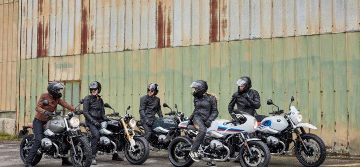 BMW Motorrad auf der CUSTOMBIKE-SHOW 2017