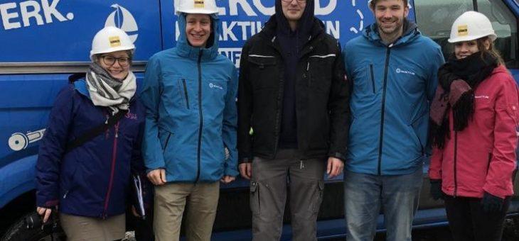 Handwerk-Roadtrip durch Deutschland – 44 Praktika in 150 Tagen