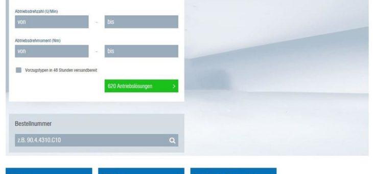 ebm-papst: Online-Portal für mehr Kundenservice