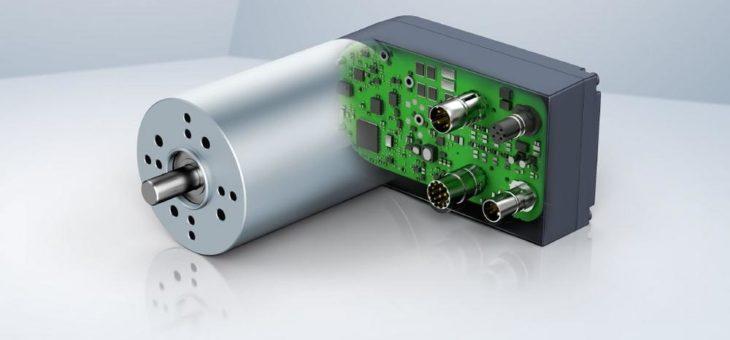 ebm-papst: Intelligente Kompaktantriebe mit Bus-Schnittstelle