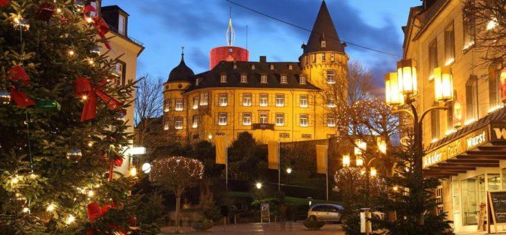"""Jetzt für Mayen als """"Best Christmas City"""" abstimmen"""