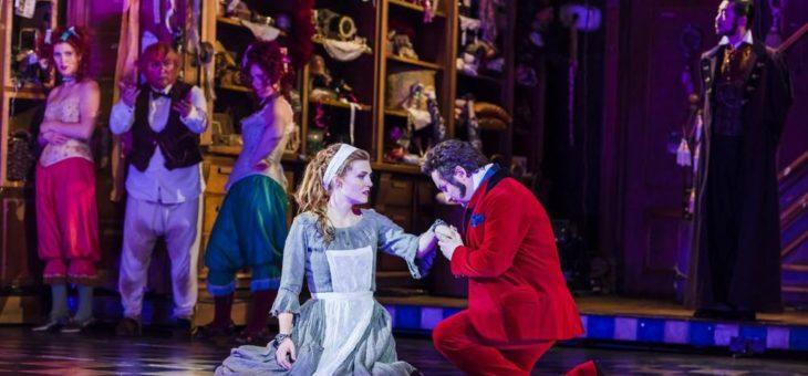 """Wieder da: Rossinis Aschenputtel-Oper """"La Cenerentola"""""""
