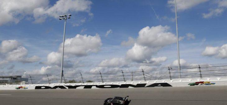 BMW Motorsport setzt Testprogramm mit dem neuen BMW M8 GTE in Daytona fort