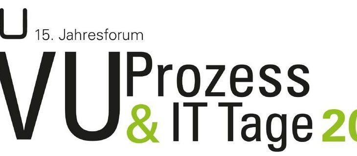15. IS-U Jahresforum EVU Prozess & IT Tage
