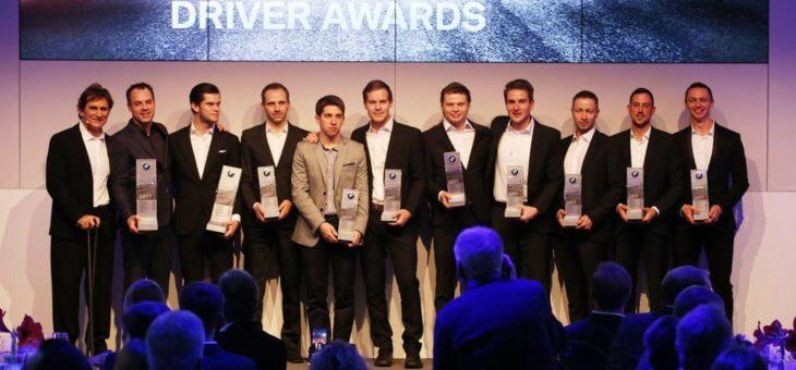 BMW Motorsport feiert Saisonabschluss in München und ehrt die erfolgreichsten Fahrer und Teams der BMW Sports Trophy
