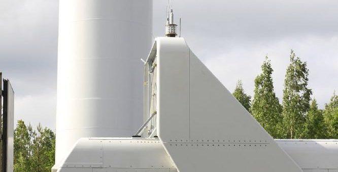 Neuer finnischer Windpark ist am Netz