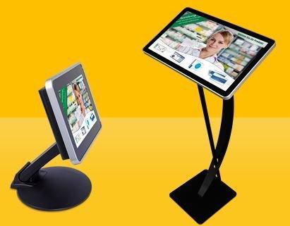 Itworx-pro GmbH: Digitale Beschilderung im Buchhandel – Bewerben von Produkten und Services über Bildschirme
