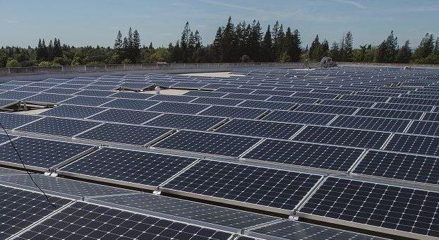 Solarstrom für Gewerbe und Industrie