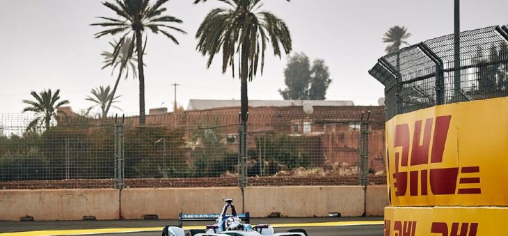 Punkte für Tom Blomqvist bei seinem Formel-E-Debüt mit MS&AD Andretti