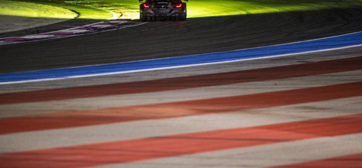 Innovativ und begeisternd: die Lichttechnologie des neuen BMW M8 GTE