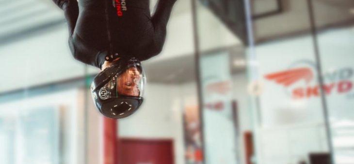 Erste offizielle Deutsche Meisterschaft im Indoor Skydiving findet 2018 in Bottrop statt
