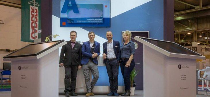 NOVA Building IT GmbH zieht positive Bilanz nach COSTRUCT IT in Essen