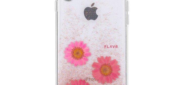 Das besondere Blumengeschenk zum Valentinstag: FLAVR veröffentlicht neue Real Flowers Cases