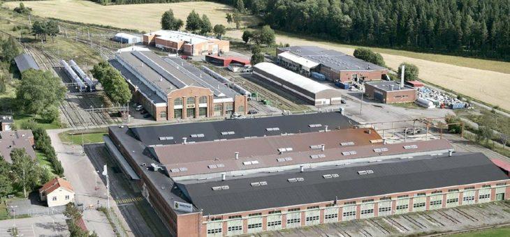 Knorr-Bremse Nordic Rail Services verkauft seinen Geschäftsbereich Swedtrac in Schweden an Stadler