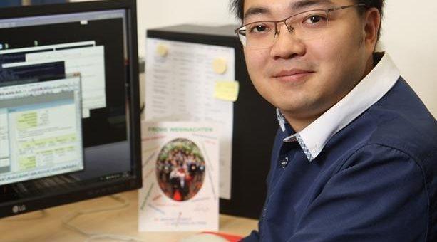 Simulation: Neuartiger zweidimensionaler Schaltkreis funktioniert mit magnetischen Quantenteilchen