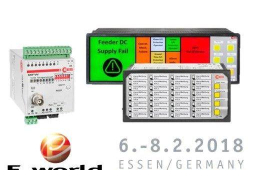 Digitale Störmeldetechnik für gesicherte Information in der  Energieversorgung.