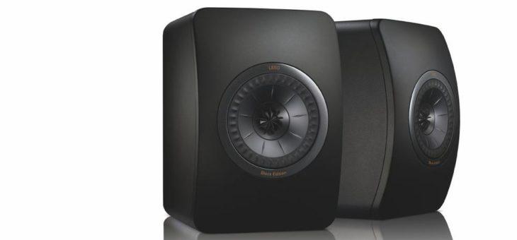 KEF LS50 – Special Black Edition