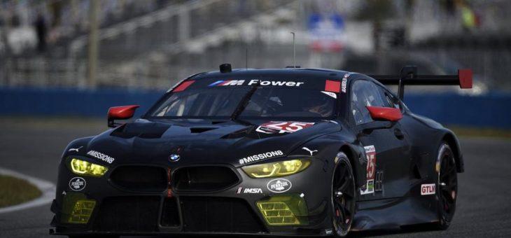"""Start frei für die neue Speerspitze: BMW M8 GTE feiert Rennpremiere bei den """"Rolex 24"""" in Daytona"""