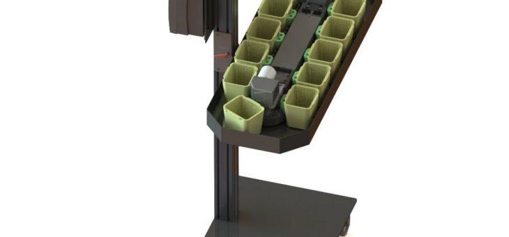 Neue Feinbearbeitungsmaschinen auf der GrindTec 2018