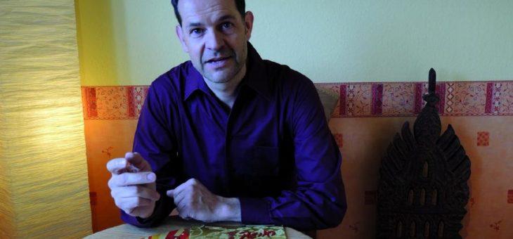 Reiki Lehrer Oliver Drewes stellt sich den 11 Fragen des Reiki-Magazins
