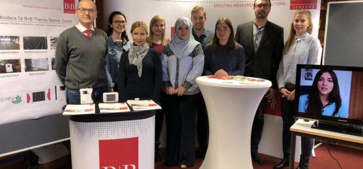 B+B Thermo-Technik arbeitet mit Hochschule Furtwangen zusammen