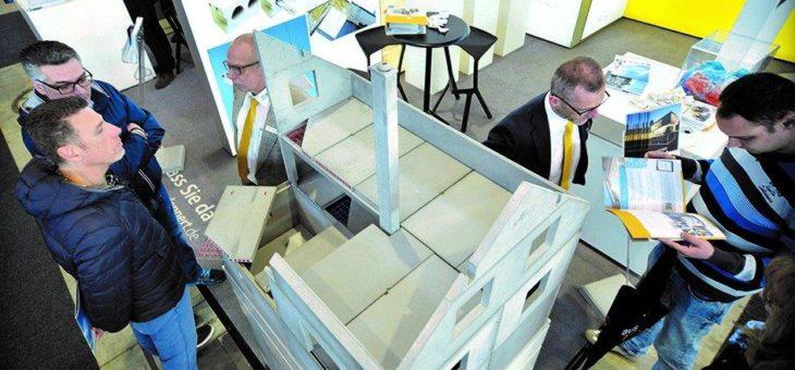 Gebäude.Energie.Technik startet in den Baufrühling: Energieeffizienz mit der richtigen Strategie angehen